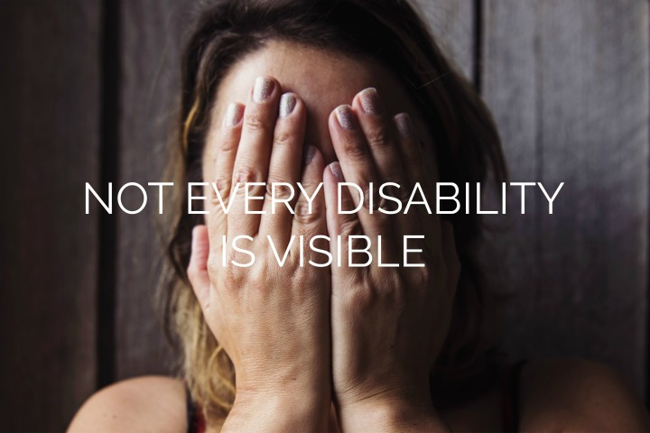 An open letter to the people who've made me feel guilty for using the disabled toilets